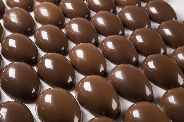 controle de qualidade para chocolates